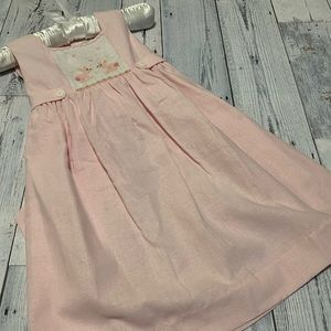 Edgehill Collection Pink Easter/Spring Dress